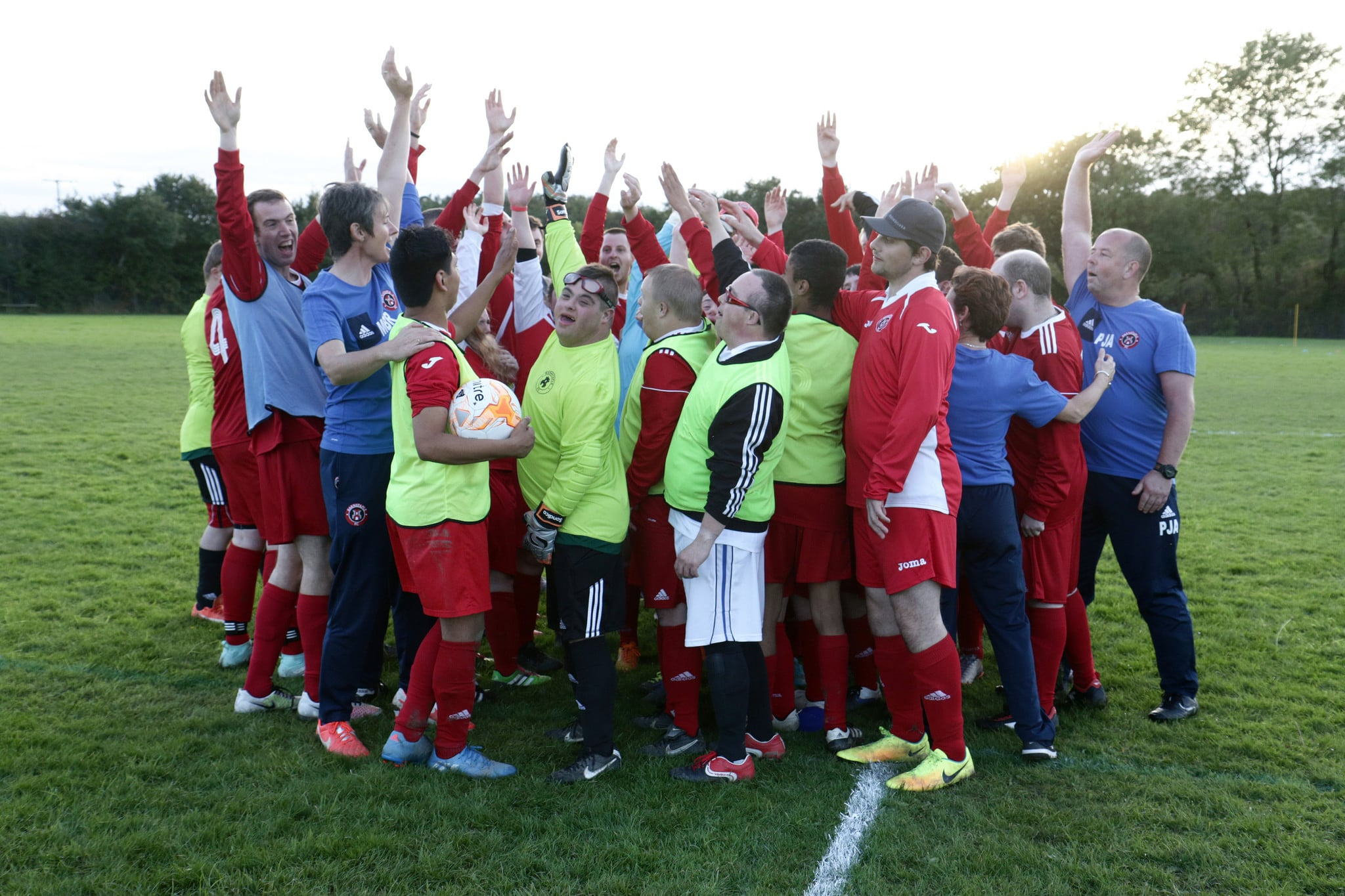 Barnstaple Abilities Football